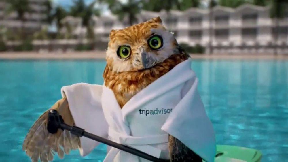 TripAdvisor TV Commercial, 'Paddling Out'