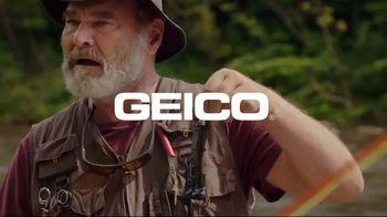 GEICO TV Spot, 'The Gecko Goes Fishin'' - Thumbnail 10