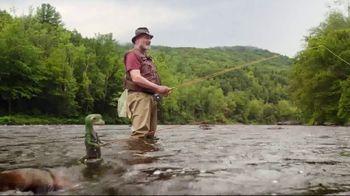 GEICO TV Spot, 'The Gecko Goes Fishin'' - Thumbnail 5