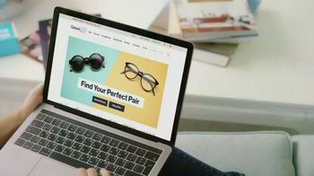 GlassesUSA.com TV Spot, 'I Never Knew I Could Buy Glasses Online' - Thumbnail 1