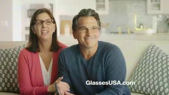 GlassesUSA.com TV Spot, 'I Never Knew I Could Buy Glasses Online'