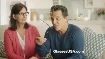 GlassesUSA.com TV Spot, 'I Never Knew I Could Buy Glasses Online' - Thumbnail 5
