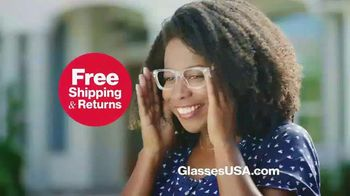 GlassesUSA.com TV Spot, 'I Never Knew I Could Buy Glasses Online' - Thumbnail 6