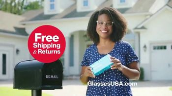 GlassesUSA.com TV Spot, 'I Never Knew I Could Buy Glasses Online' - Thumbnail 7