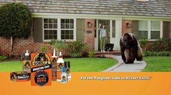 Gorilla Mounting Tape TV Spot, 'Stare Down' - Thumbnail 10
