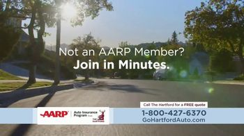 The Hartford AARP Auto Insurance Program TV Spot, 'Trust, Value & Service' - Thumbnail 8