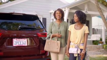 AutoNation Summer of Jeep TV Spot, 'I Drive Pink: 2018 Compass Latitude' - Thumbnail 2