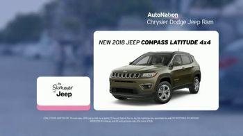 AutoNation Summer of Jeep TV Spot, 'I Drive Pink: 2018 Compass Latitude' - Thumbnail 7