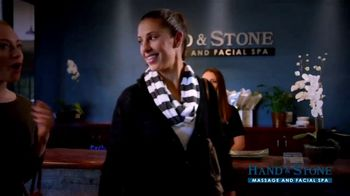 Hand and Stone Christmas in July TV Spot, 'Stressful' Feat. Carli Lloyd - Thumbnail 4
