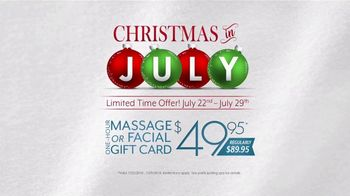 Hand and Stone Christmas in July TV Spot, 'Stressful' Feat. Carli Lloyd - Thumbnail 7