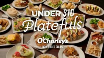 O'Charley's Under $10 Platefuls TV Spot, 'Tray' - Thumbnail 10