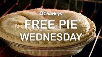 O'Charley's Free Pie Wednesday TV Spot, 'Winners Cherry Pie' - Thumbnail 5