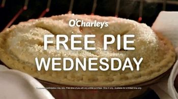 O'Charley's Free Pie Wednesday TV Spot, 'Winners Cherry Pie' - Thumbnail 6