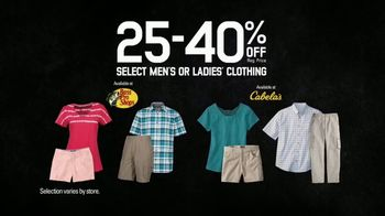 Bass Pro Shops Sporting Classic TV Spot, 'Apparel and Towables' - Thumbnail 7