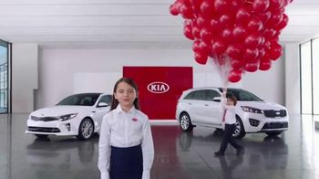 Kia America's Best Value Summer Clearance TV Spot, 'Balloons: Pop' [T1] - 2 commercial airings