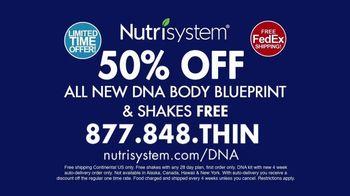 Nutrisystem DNA Body Blueprint TV Spot, 'Discover' - Thumbnail 10