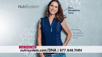 Nutrisystem DNA Body Blueprint TV Spot, 'Discover'