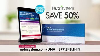 Nutrisystem DNA Body Blueprint TV Spot, 'Discover' - Thumbnail 8