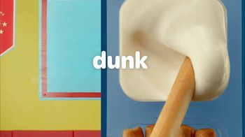 The Laughing Cow Cheese Dippers TV Spot, 'Snack Like You' - Thumbnail 3