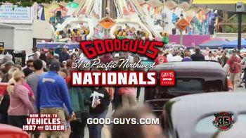 Goodguys Pacific Northwest Nationals TV Spot, '2018 Washington State Fairgrounds: Next Generation' - Thumbnail 3
