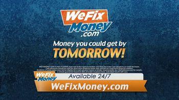 WeFixMoney.com TV Spot, 'Money by Tomorrow' - Thumbnail 6