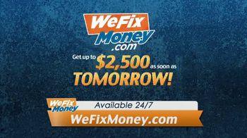 WeFixMoney.com TV Spot, 'Money by Tomorrow' - Thumbnail 3