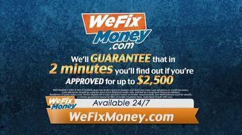 WeFixMoney.com TV Spot, 'Money by Tomorrow' - Thumbnail 5