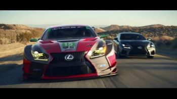 Lexus Golden Opportunity Sales Event TV Spot, 'Lap the Planet'