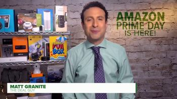 DEALBOSS TV Spot, 'Amazon Prime Day Is Here'
