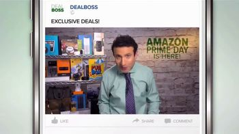 DEALBOSS TV Spot, 'Amazon Prime Day Is Here' - Thumbnail 3
