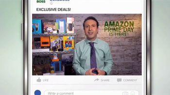 DEALBOSS TV Spot, 'Amazon Prime Day Is Here' - Thumbnail 4