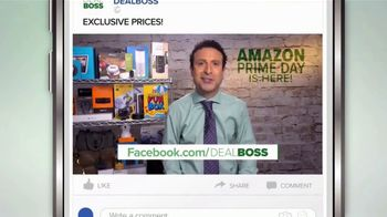DEALBOSS TV Spot, 'Amazon Prime Day Is Here' - Thumbnail 5