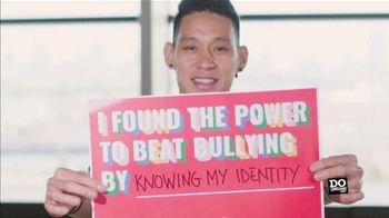 Do Something Organization TV Spot, 'Stand Up to Bullying' Feat. Jeremy Lin - Thumbnail 6