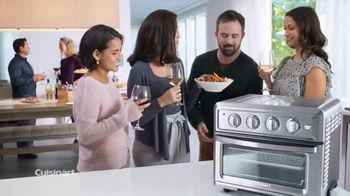 Cuisinart Air Fryer Toaster Oven TV Spot, 'Crunch Without the Calories' - Thumbnail 10
