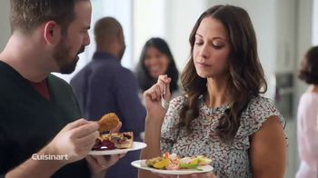 Cuisinart Air Fryer Toaster Oven TV Spot, 'Crunch Without the Calories' - Thumbnail 6