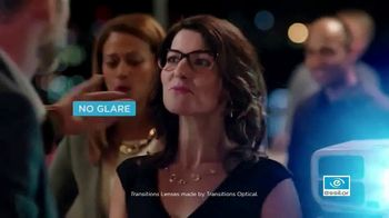 Essilor Ultimate Lens Package TV Spot, 'Double Your Lenses'