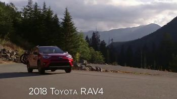 2018 Toyota RAV4 TV Spot, 'Live With Adventure and Confidence' [T2] - Thumbnail 2