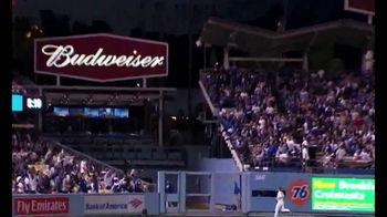 Budweiser TV Spot, '2018 Memorial Day: MLB Uniforms'