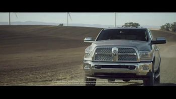 2018 Ram 2500 TV Spot, 'Count on You' [T2]
