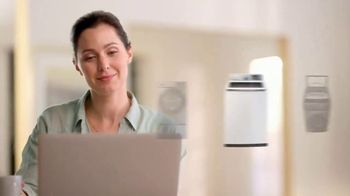 The Home Depot TV Spot, 'Appliances Make Life Easy: Samsung' - Thumbnail 4