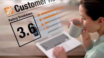 The Home Depot TV Spot, 'Appliances Make Life Easy: Samsung' - Thumbnail 5