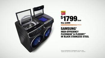 The Home Depot TV Spot, 'Appliances Make Life Easy: Samsung' - Thumbnail 9