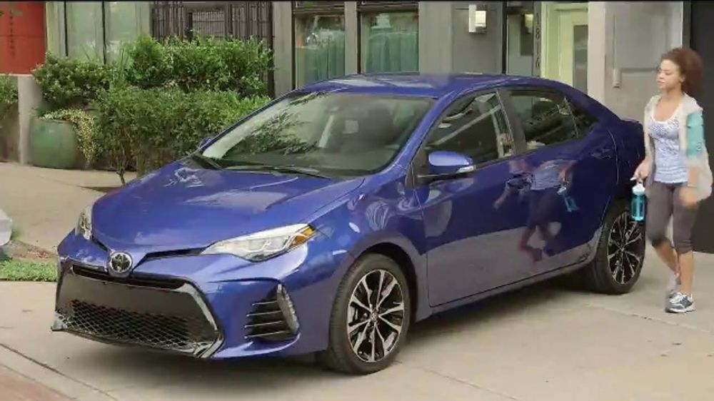 2018 Toyota Corolla Tv Commercial Live With Inspiration T2