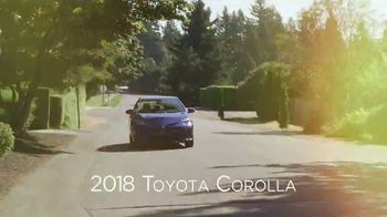 2018 Toyota Corolla TV Spot, 'Live With Inspiration' - Thumbnail 2