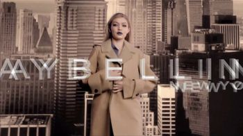 Maybelline SuperStay Matte Ink Un-Nude TV Spot, 'Go Un-Nude' Ft. Gigi Hadid - Thumbnail 1