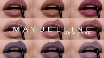 Maybelline SuperStay Matte Ink Un-Nude TV Spot, 'Go Un-Nude' Ft. Gigi Hadid - Thumbnail 2