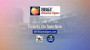 2018 BB&T Atlanta Open TV Spot, 'Serving up the Best of Summer' - Thumbnail 10