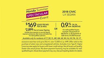 Honda Summer Spectacular Event TV Spot, 'Liberating' [T2] - Thumbnail 10