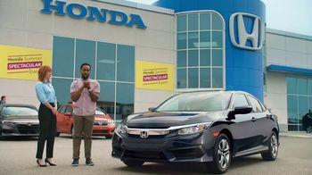 Honda Summer Spectacular Event TV Spot, 'Liberating' [T2] - Thumbnail 8