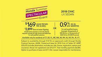 Honda Summer Spectacular Event TV Spot, 'Liberating' [T2] - Thumbnail 9